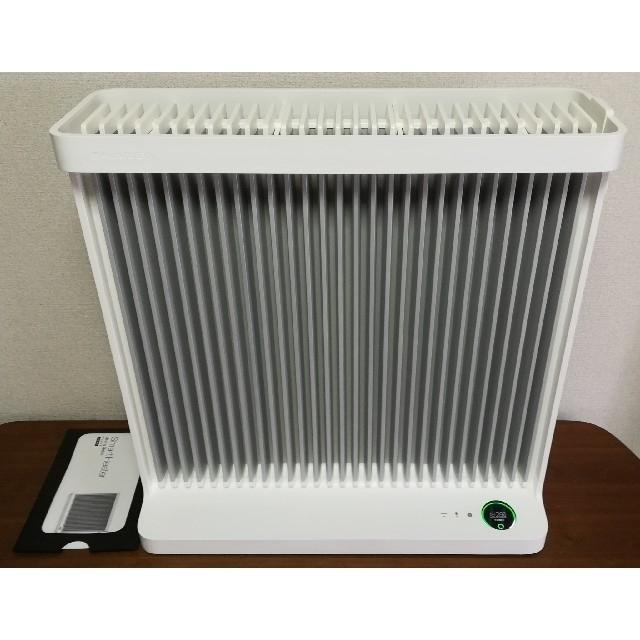 BALMUDA(バルミューダ)のバルミューダSmartHeater ESH-1000UA Wi-Fiモデル 美品 スマホ/家電/カメラの冷暖房/空調(電気ヒーター)の商品写真