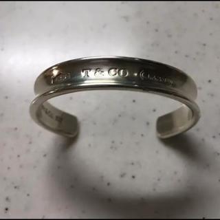 ティファニー(Tiffany & Co.)の本日限定❗️ティファニー 1837 カフ バングル silver925(バングル/リストバンド)