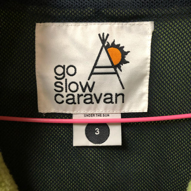 BEAMS(ビームス)のgo srow caravan ボアベスト サイズ3 状態良い メンズのトップス(ベスト)の商品写真