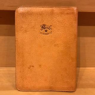 イルビゾンテ(IL BISONTE)のイルビゾンテ ブックカバー 中古(手帳)