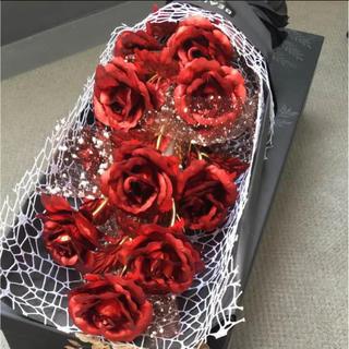 薔薇花束 造花(その他)