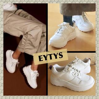 """アクネ(ACNE)のEU36◇ EYTYS (エイティーズ) """"Jet Patent""""(スニーカー)"""