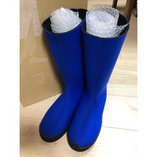 【新品未使用】CLO'Z クロッツ 防水ブーツ 男女兼用 M 25㎝(レインブーツ/長靴)