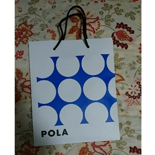 ポーラ(POLA)のPOLA紙袋(大)1つ(ショップ袋)