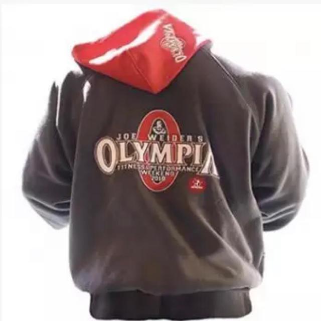 Mr.Olympiaオリンピアパーカー【値下げ交渉あり】 メンズのトップス(パーカー)の商品写真