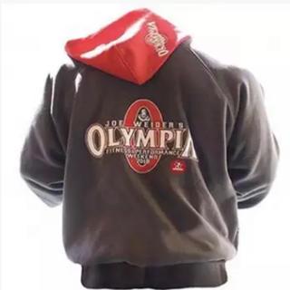 Mr.Olympiaオリンピアパーカー【値下げ交渉あり】(パーカー)
