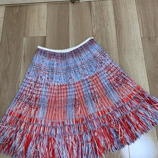 チェスティ(Chesty)のMiss Adoraツイードスカート(ひざ丈スカート)
