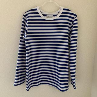 agnes b. - agnes b. ボーダーTシャツ