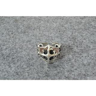 クロムハーツ(Chrome Hearts)のK168クロムハーツクロスリング(リング(指輪))