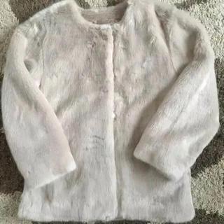 ローズバッド(ROSE BUD)のローズバッド ファーコート(毛皮/ファーコート)