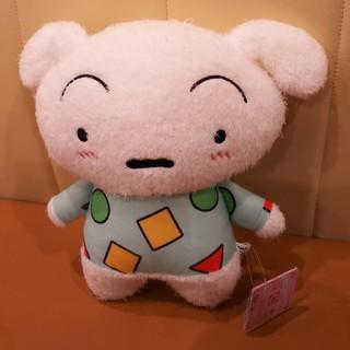 BANDAI - クレヨンしんちゃん でっかいぬいぐるみ おそろいパジャマ シロ