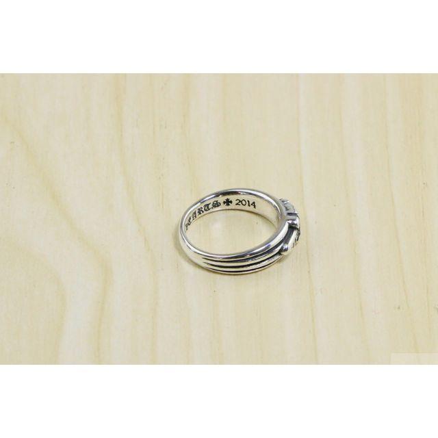 Chrome Hearts(クロムハーツ)のK170クロムハーツリング メンズのアクセサリー(リング(指輪))の商品写真