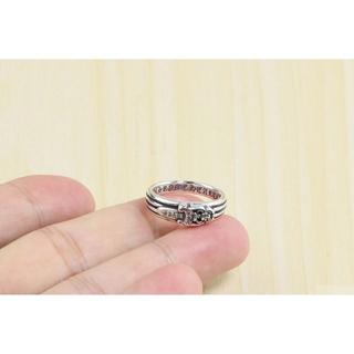 クロムハーツ(Chrome Hearts)のK170クロムハーツリング(リング(指輪))