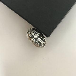 クロムハーツ(Chrome Hearts)のW16クロムハーツリングダイヤ(リング(指輪))