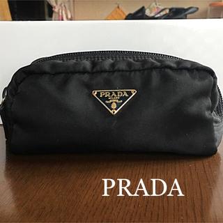 プラダ(PRADA)のPRADA/ミニポーチ【正規品】値下げ❗️(ポーチ)