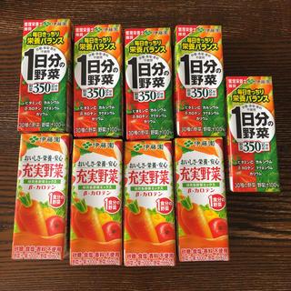 イトウエン(伊藤園)の伊藤園 野菜ジュース 9本(ソフトドリンク)