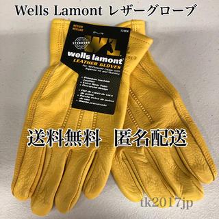 ハーレーダビッドソン(Harley Davidson)の新品 Wells Lamont レザーグローブ 牛革手袋 ウェルズ ラモント(車体)