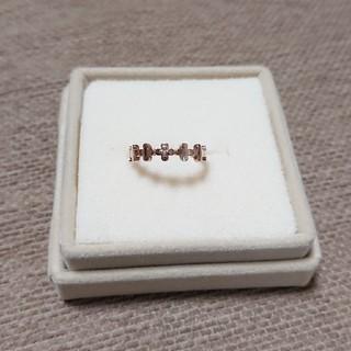 アンテプリマ(ANTEPRIMA)のANTEPRIMA 10Kピンクゴールドリング(リング(指輪))
