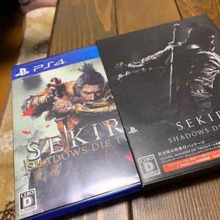 プレイステーション4(PlayStation4)のせきろう SEKIRO PS4 (家庭用ゲームソフト)