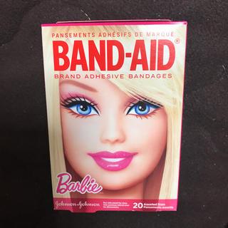 バービー(Barbie)のバンドエイド Barbieバージョン(日用品/生活雑貨)