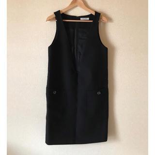 アドーア(ADORE)のアドーアのサロペットスカート (ひざ丈スカート)