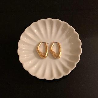 papermoon rough hoop pierce(ピアス)