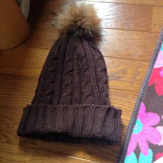 ユメテンボウ(夢展望)のニット帽(ニット帽/ビーニー)