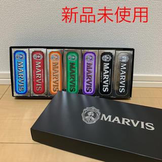 マービス(MARVIS)のMARVIS  ブラックボックス(歯磨き粉)