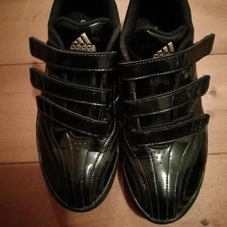 adidas - アディダス アップシューズ 少年野球 24センチ