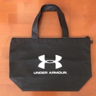 アンダーアーマー(UNDER ARMOUR)のアンダーアーマー 不織布 トートバッグ(ショップ袋)