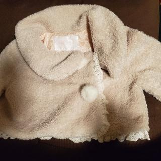 リズリサ(LIZ LISA)のLIZ LISA モコモコジャンパー(毛皮/ファーコート)