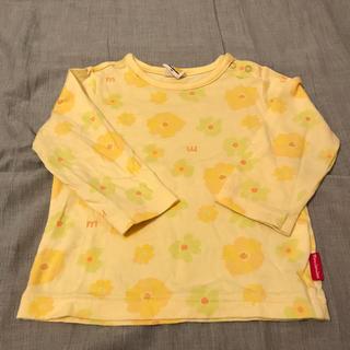 ムージョンジョン(mou jon jon)のムージョンジョン*トップス80センチ(Tシャツ)