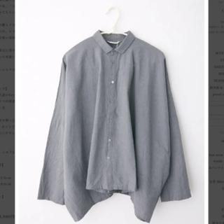 ヴェリテクール(Veritecoeur)のヴェリテクール ケープシャツ(シャツ/ブラウス(長袖/七分))