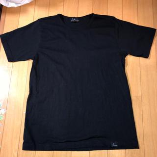 レディース Tシャツ 黒 ブラック 無地 3L パシオス(Tシャツ(半袖/袖なし))