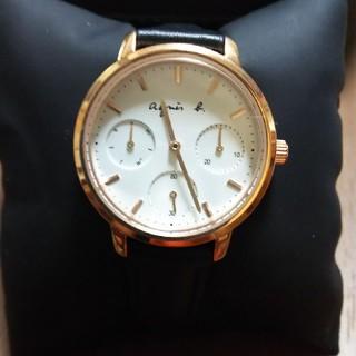 アニエスベー(agnes b.)のセイコー agnes b.時計(腕時計)