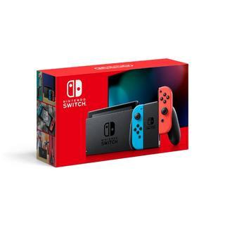 ニンテンドースイッチ(Nintendo Switch)の新型 Nintendo Switch ニンテンドースイッチ ネオンx4台(家庭用ゲーム機本体)
