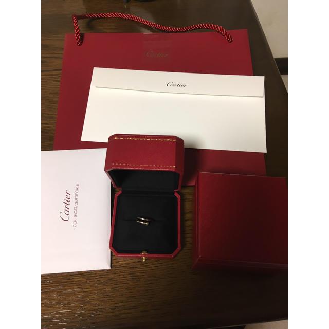 Cartier(カルティエ)の登坂着 Cartier ジュストアンクル SM メンズのアクセサリー(リング(指輪))の商品写真