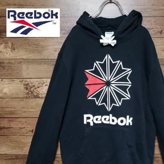 リーボック(Reebok)のリーボック クラシック ビッグロゴ スウェット パーカー(パーカー)