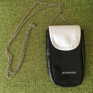 ジーナシス(JEANASIS)の[雑誌付録]JEANASIS ミニショルダー(ショルダーバッグ)