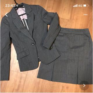スーツカンパニー(THE SUIT COMPANY)のPSFA レディーススーツ2点セット(スーツ)