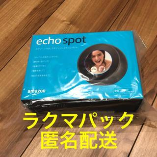 エコー(ECHO)の新品未開封  amazon echo spot  アマゾン エコ スポット(スピーカー)