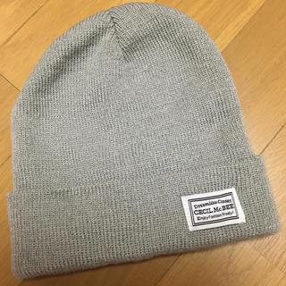 セシルマクビー(CECIL McBEE)のセシルマクビー ニット帽(ニット帽/ビーニー)