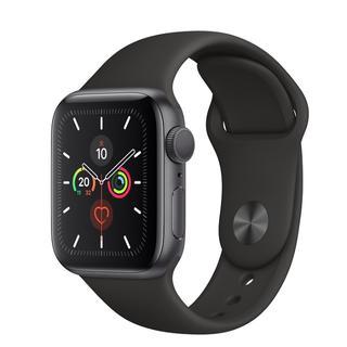アップルウォッチ(Apple Watch)の★ケース+替バンドのオマケ付★新品Apple Watch 5GPSモデル44mm(スマートフォン本体)