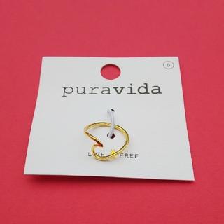 プラヴィダ(Pura Vida)のpuravidaリング(リング(指輪))