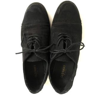 オールドネイビー(Old Navy)のオールドネイビー オックスフォードシューズ  フラットシューズ(ローファー/革靴)