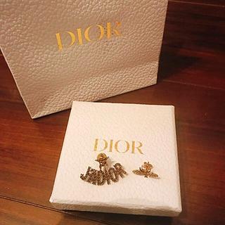 クリスチャンディオール(Christian Dior)のj'adior アシンメトリックスピアス bee(ピアス)