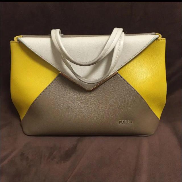 Furla(フルラ)のフルラ  ケリスバッグ 美品 レディースのバッグ(ハンドバッグ)の商品写真