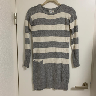 ツモリチサト(TSUMORI CHISATO)のツモリチサト セーター ワンピース(ニット/セーター)