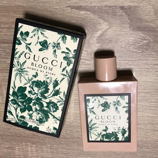 Gucci - GUCCI 香水 ブルーム100ml