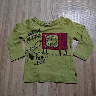 エフオーキッズ(F.O.KIDS)のスヌーピー Tシャツ 80(Tシャツ)